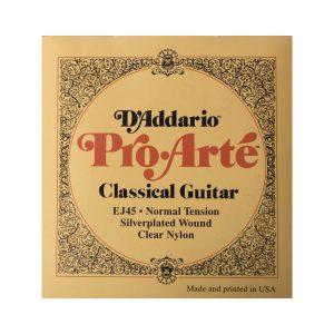 سیم گیتار کلاسیک داداریو j45