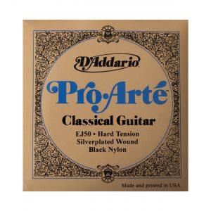 سیم گیتار کلاسیک داداریو j50