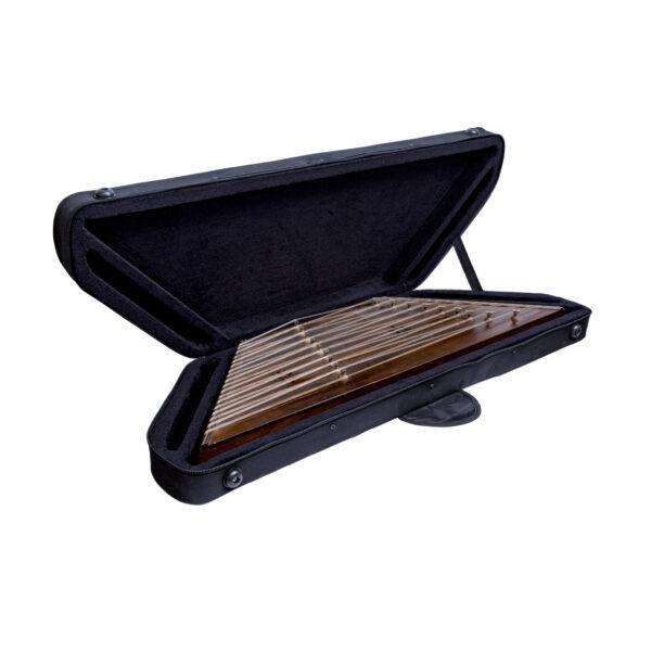 جعبه سنتور یونولیتی ( روکش چرم )