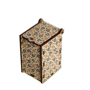 جعبه مضراب تار-سه تار روکش خاتم
