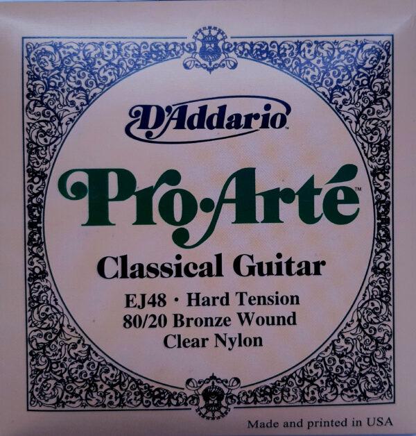 سیم گیتار داداریو مدل (انواع مدل E27- E48- E49- E45)