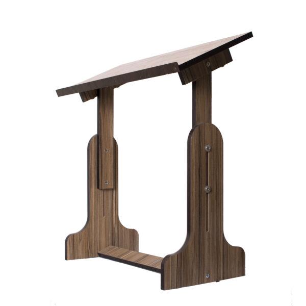 میز سنتور کاج چوبی