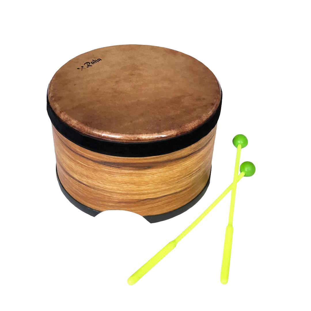 طبلک رها چوبی