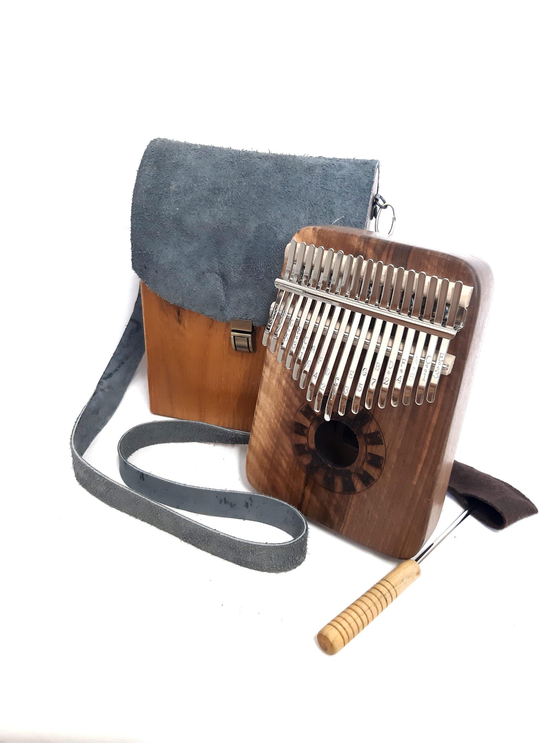 کالیمبا ۳MP با جعبه چوبی